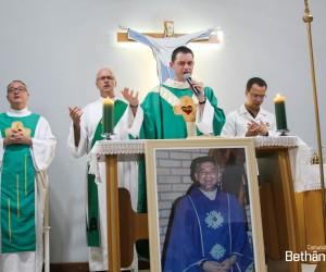 11 anos de fundação do Memorial Pe Léo