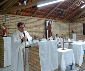 Visita da Cruz Missionária