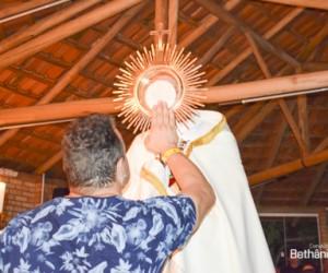Luau Deus no Comando