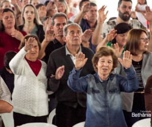 23 anos de fundação da Comunidade Bethânia