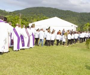 Missa Abertura do Processo de Beatificação do Padre Léo