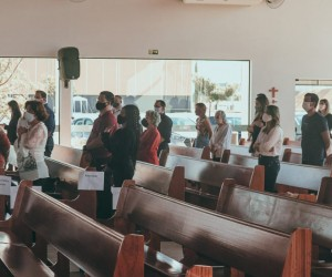 Rito de Dedicação da Capela Sagrado Coração de Jesus