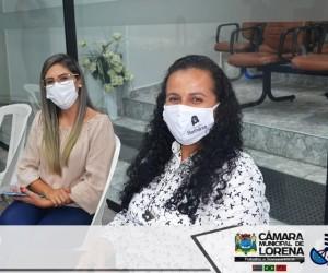 Ato Solene  - Comunidade Bethânia Lorena 18 anos