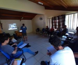 Projeto Extensão Faculdade Canção Nova em Lorena (SP)
