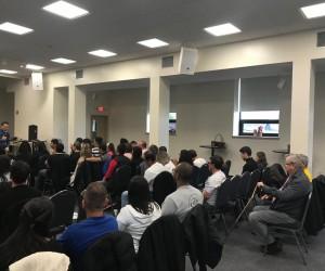 Em missão nos Estados Unidos, Padre Elinton Costa representa Comunidade Bethânia