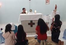 Encontro da 1ª Eucaristia, em Itaperuna (RJ)