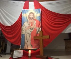 Dia do Filho, em novembro, no recanto São João Batista é celebrado com alegria