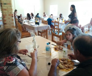 Recanto Irati (PR) inaugura refeitório Mãe da Divina Providência