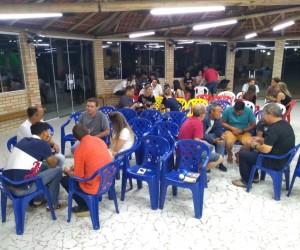Grupo de Oração teve como tema