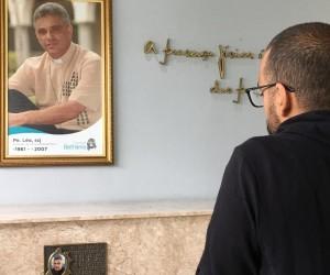 Membros da Comunidade Colo de Deus visitam recanto São João Batista (SC)