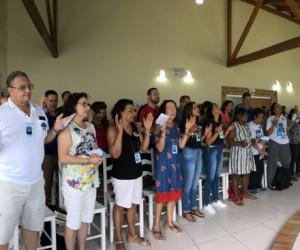 Visita retirantes 11º Cruzeiro Católico