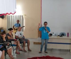 Retiro Admissional  - Recanto São João Batista