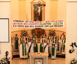 Padre Elinton - 7 anos de sacerdócio