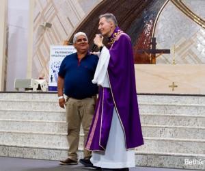 Santa Missa  com Pe. Marcelo Rossi  - Na Trilha da Cura