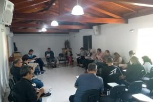 Fórum Pastorais Sociais - segunda reunião