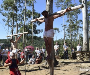 Encenação Paixão de Cristo 2019