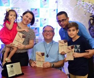 Lançamento do Livro Reconquistando o Sentido da Vida em Terra Boa (PR)