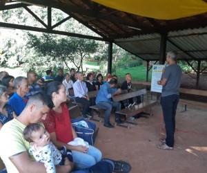Encontro das Família - Recanto Uberlândia (PR)