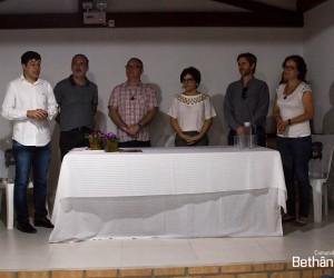 Três acolhidos de Bethânia recebem certificado de qualificação em Panificação Básica