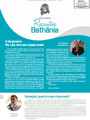Janeiro de 2018 - Edição 03 Informativo