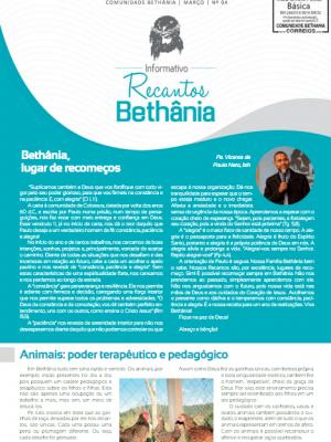 Março de 2018 - Edição 04 Informativo