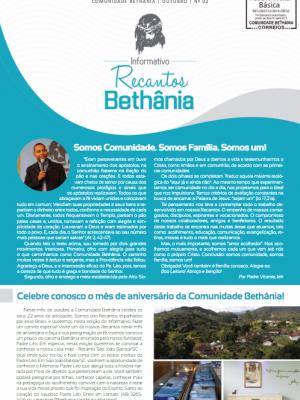 Outubro de 2017 - Edição 02 Informativo