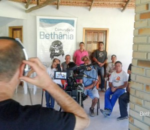 Amigos de Bethânia promovem gravação de divulgação do Recanto Irati-PR
