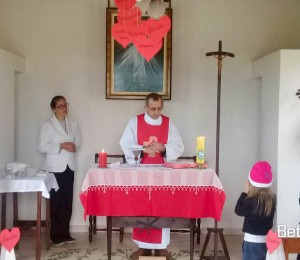 Santa Missa de Pentecostes e Dia do Filho, Recanto Irati-PR
