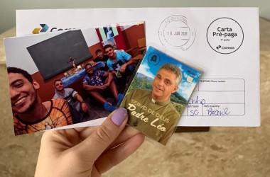 Instituto Padre Léo recebe solicitações de relíquias via cartas