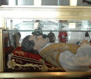 Relíquias de Dom Bosco ficarão permanentemente no Brasil
