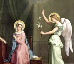 Hoje é celebrada a Anunciação do Senhor, o 'sim' de uma mulher que mudou a história
