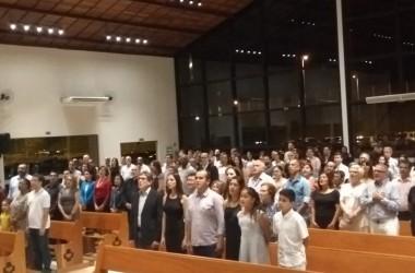 Inauguração do Centro Cultural Memorial Pe Léo reúne amigos e familiares