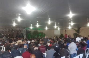 Comunidade Bethânia participa do V Encontro Interestadual do Terço dos Homens