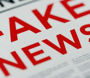 Nota Esclarecimento: Fake News