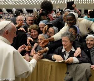 Ano da Vida Consagrada encerra com audiência no Vaticano