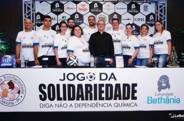 Lançado oficialmente 2º Jogo da Solidariedade em Cianorte (PR)