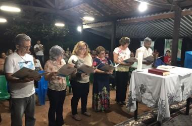 Família Bethânia conta com novos membros de Vida e Aliança