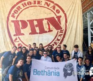 Excursão da Comunidade Bethânia para PHN 2017
