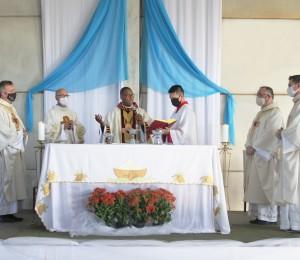 Aniversário de Bethânia é marcado por celebração em São João Batista (SC)