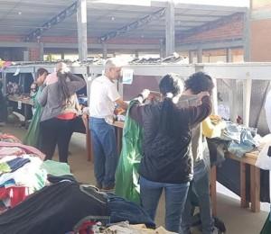 8º Bazar Beneficente: Público antecipa compras de Natal