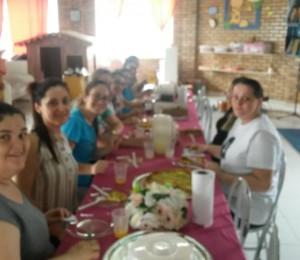 Café especial marca o Dia dos Professores no Ceju