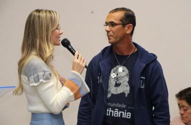 Comunidade Bethânia recebe doações da Fundação Nova Vida