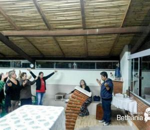 Seminário de Vida no Espírito Santo no Recanto Uberlândia-MG