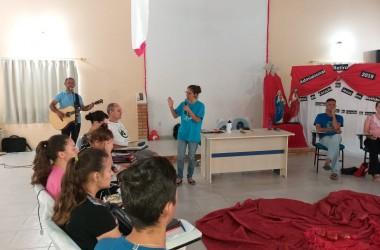 Semana é marcada pela realização do Retiro Admissional em Bethânia