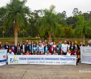 32º Fórum de Comunidades Terapêuticas reúne entidades em São João Batista (SC)