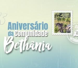 Comunidade Bethânia: 23 anos de Serviço à Igreja
