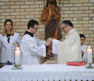 Solenidade de Corpus Christi na Comunidade Bethânia