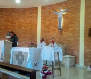 Santa Missa de Solenidade a Santíssima Trindade, Recanto Guarapuava-PR