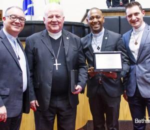 Comunidade Bethânia é homenageada em Sessão Solene na ALESC