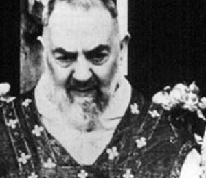 Relíquias de Padre Pio chegam a Roma em 3 de fevereiro
